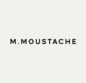 LogoM.Moustache